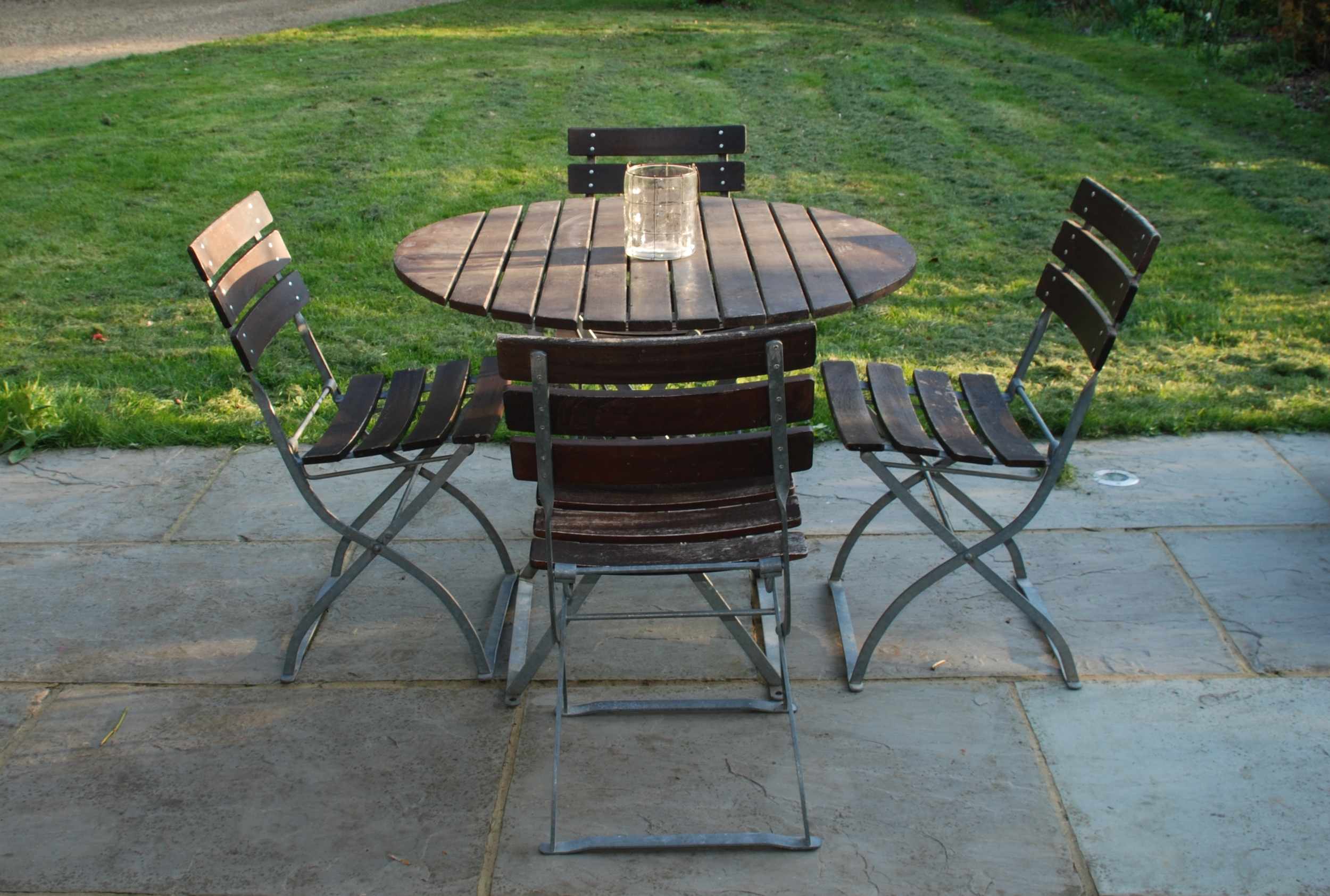 Beer kieller tables and benches