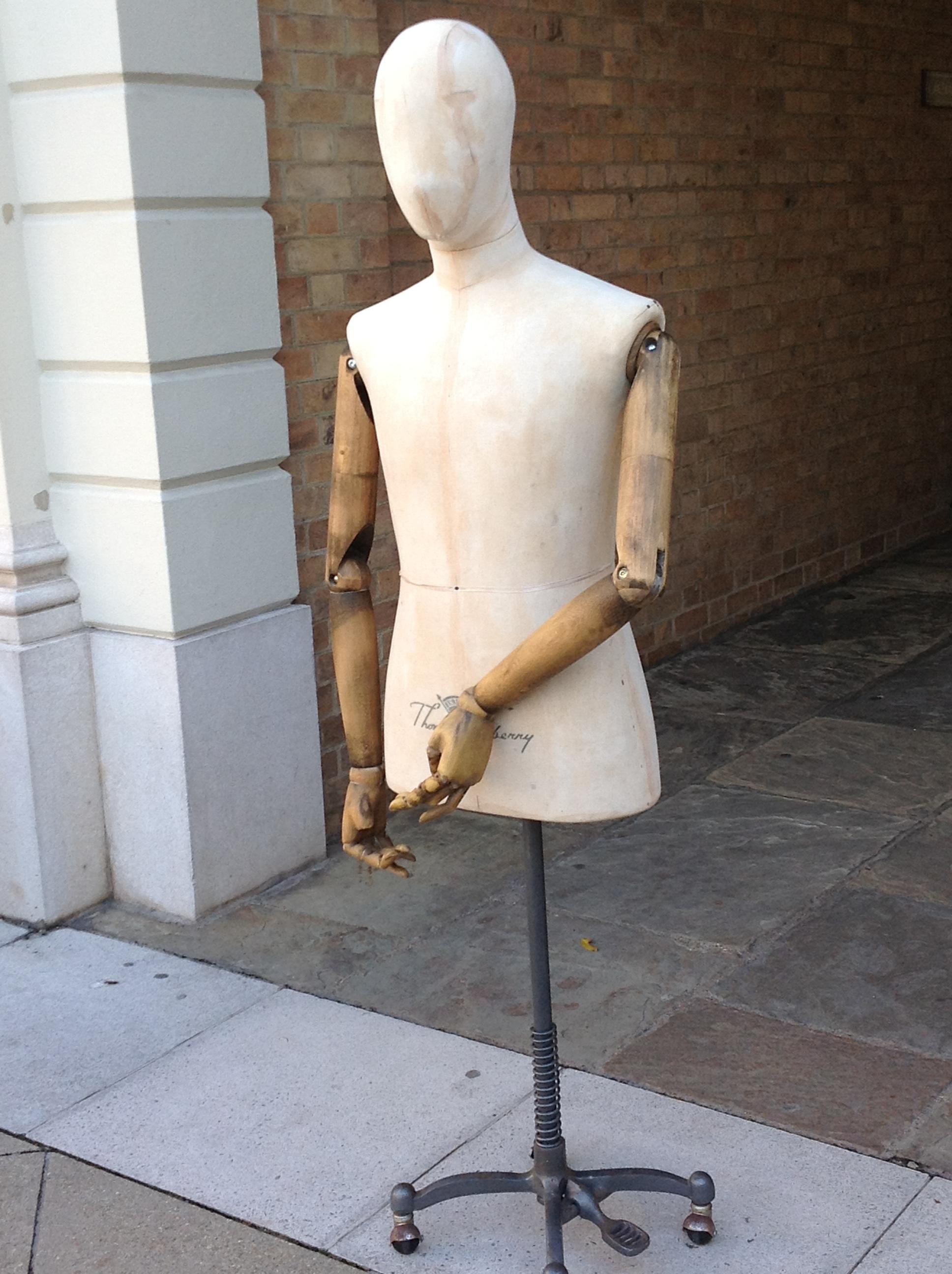 burberry manequinn