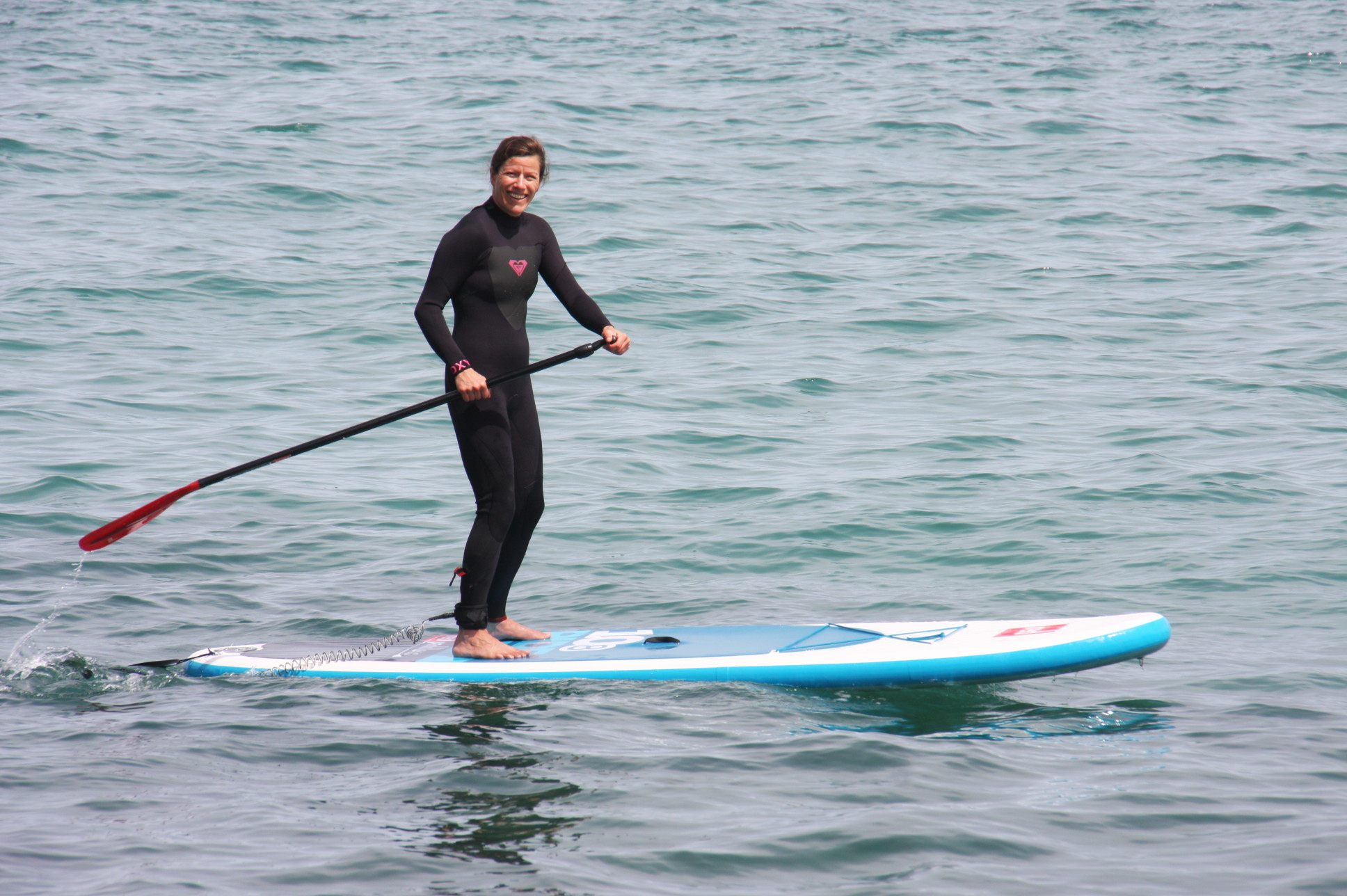 SUP Gliding SUPinaBag Stand Up Paddle Hire & Tours