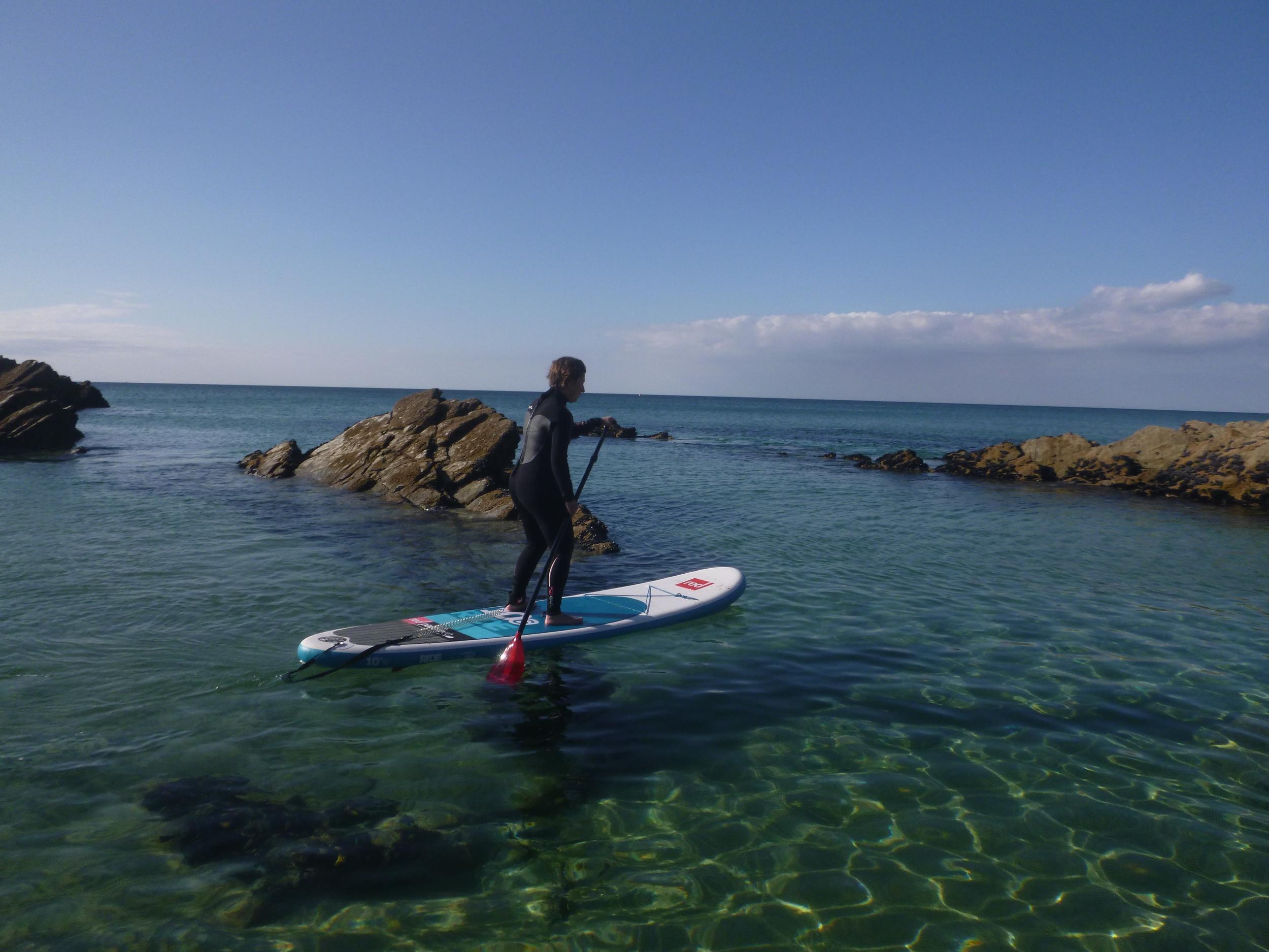 Coastal - Start to Glide