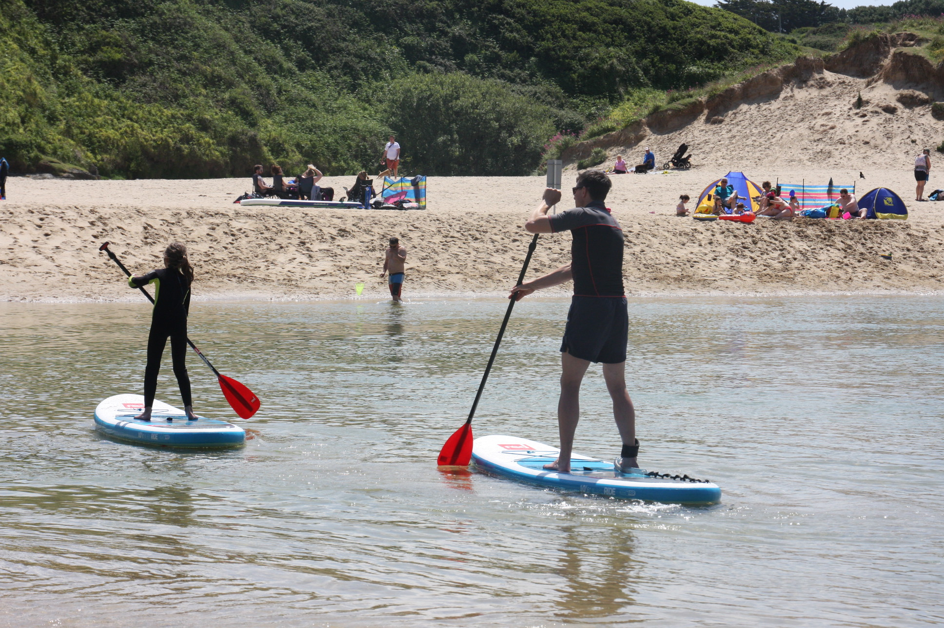 Family Water Sport Cornwall