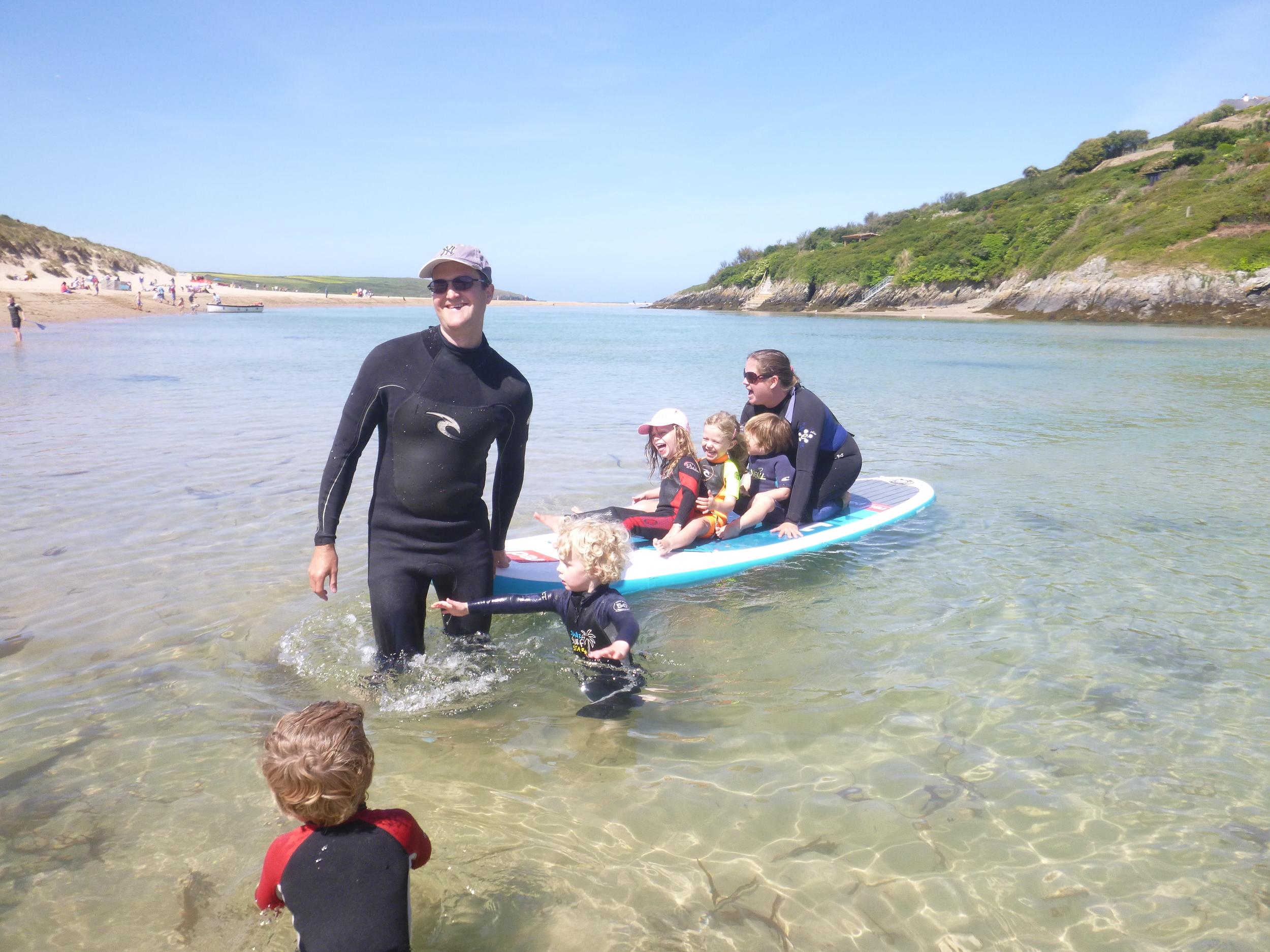 Family Fun Cornwall