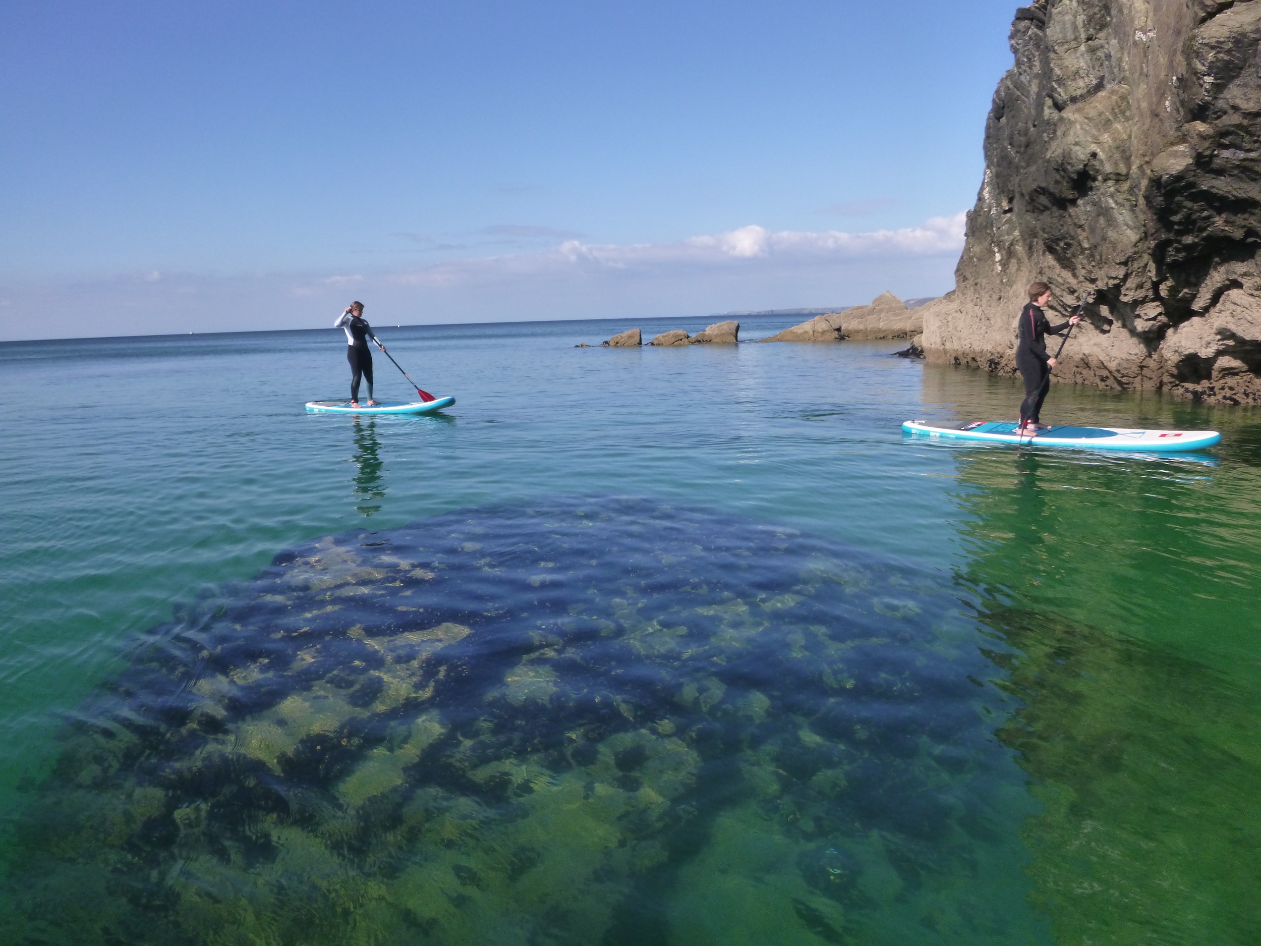 Newquay SUP Tour - Watersports