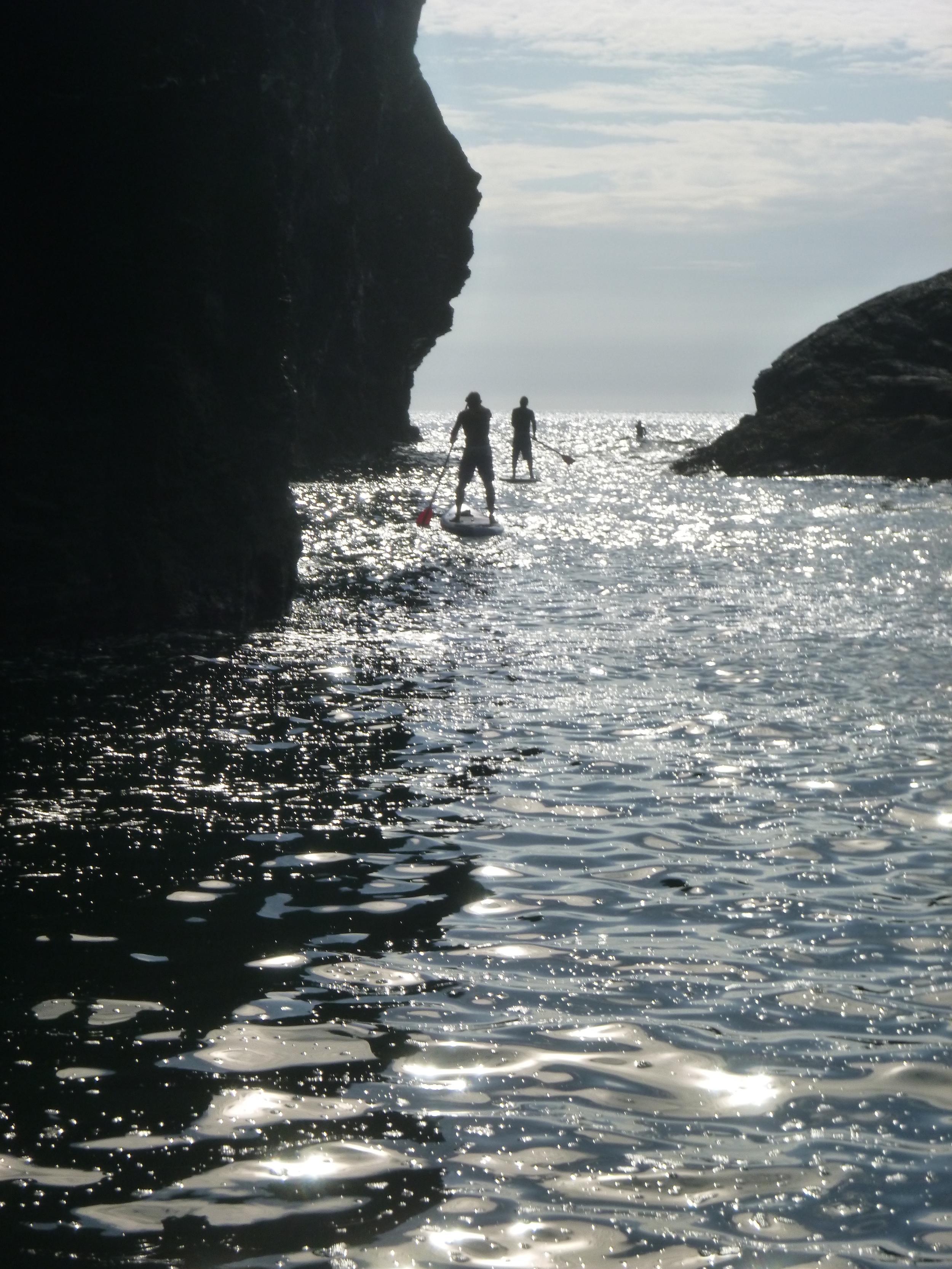 SUP Hire Portreath, Cornwall