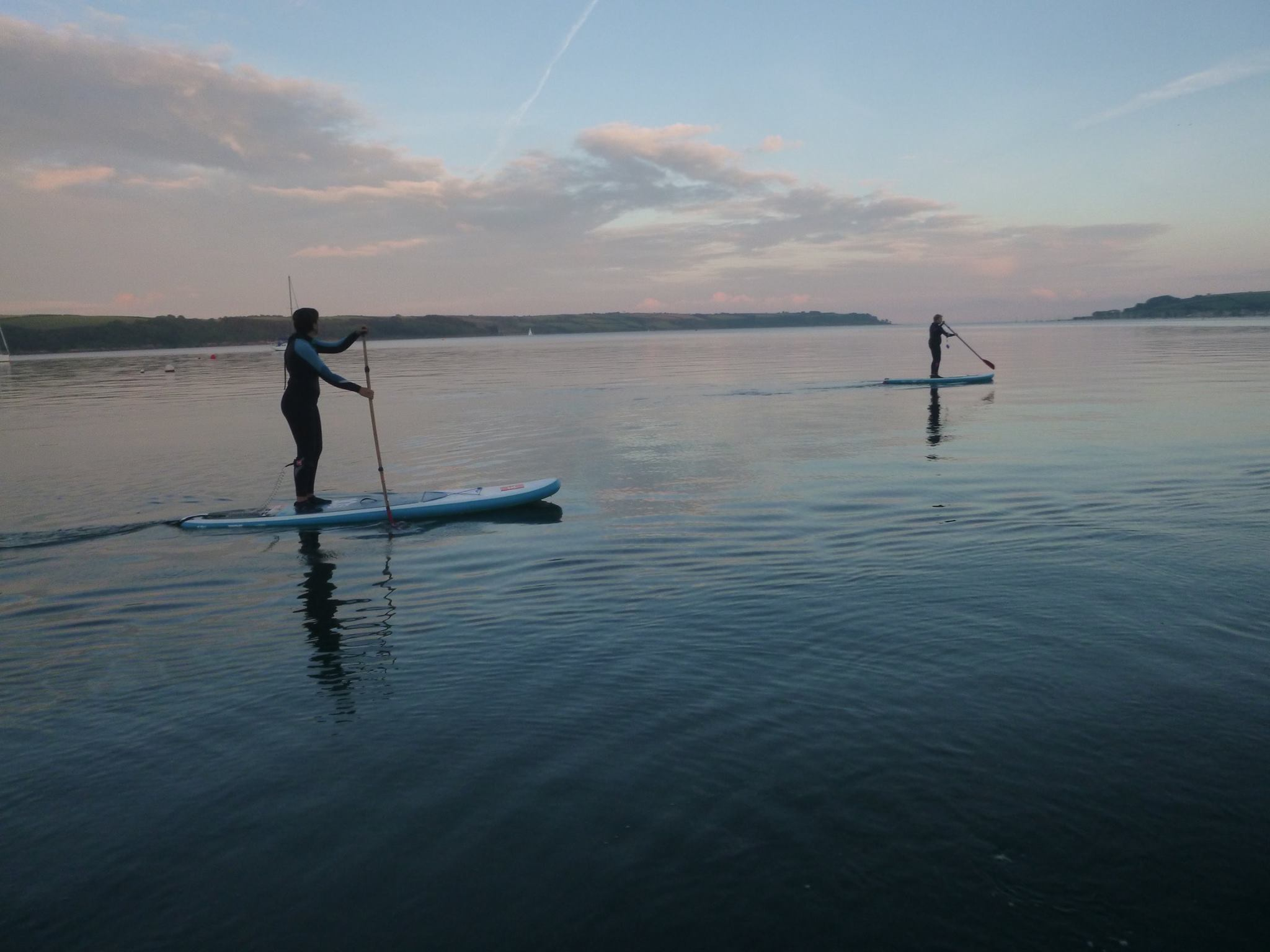 sup-sunset-falmouth