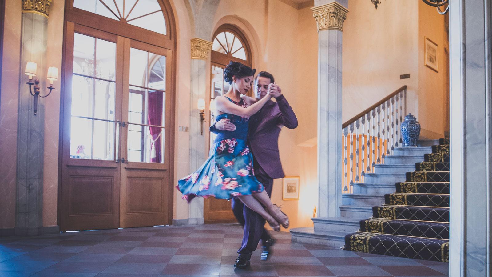 Tango Holidays — michelle + joachim