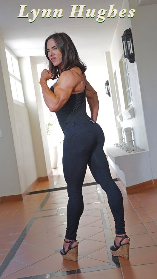 Lynn is one of our clients, 51 years old Miss Universe, this is a product of clean eating and heavy resistance training, if you want longevity, to be lean and strong, and to not starve yourself, then this is the correct protocol.