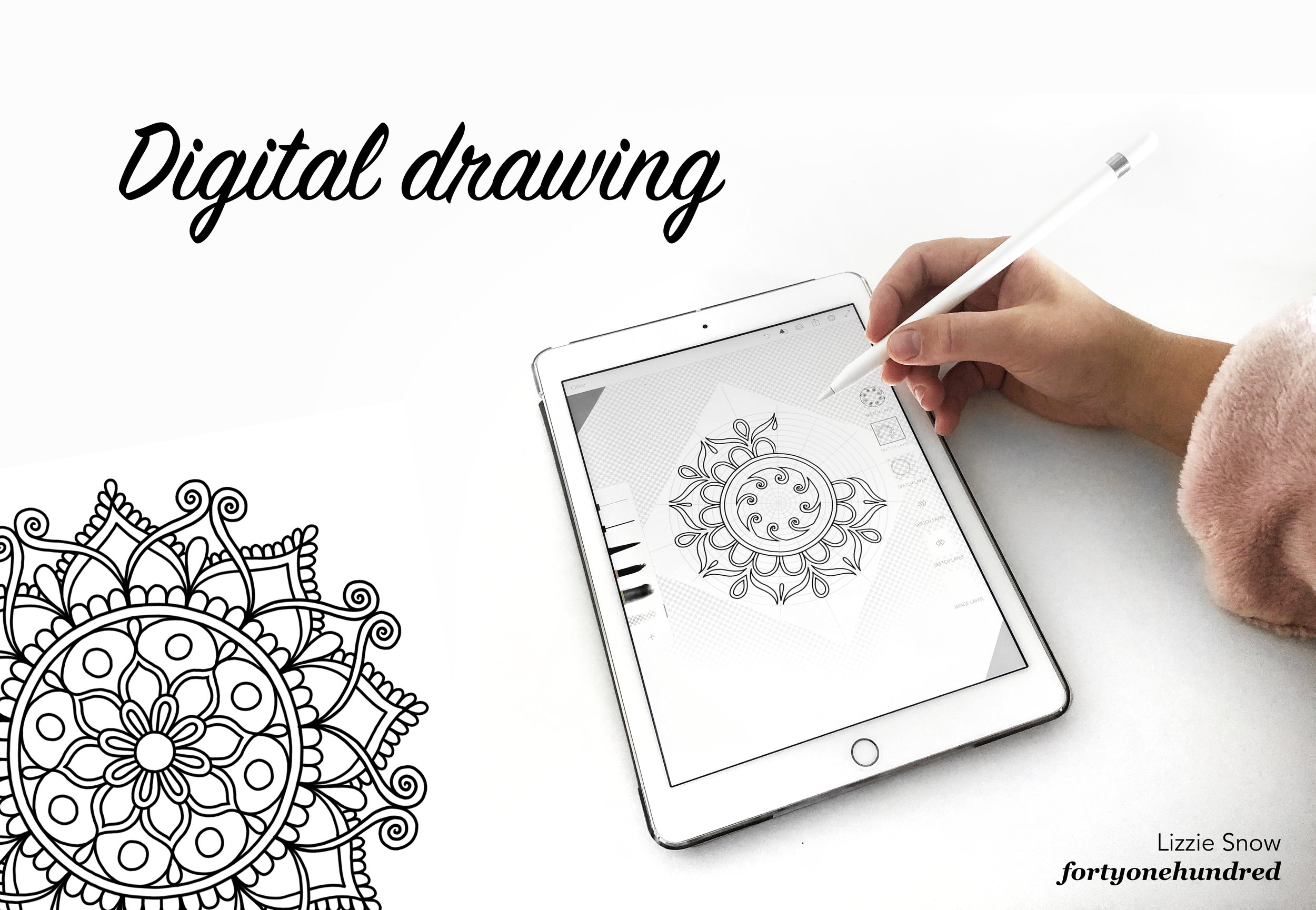 fortyonehundred-blog-drawing-digital-apple-ipadpro-adobe-mandalas-macbookpro-applepencil