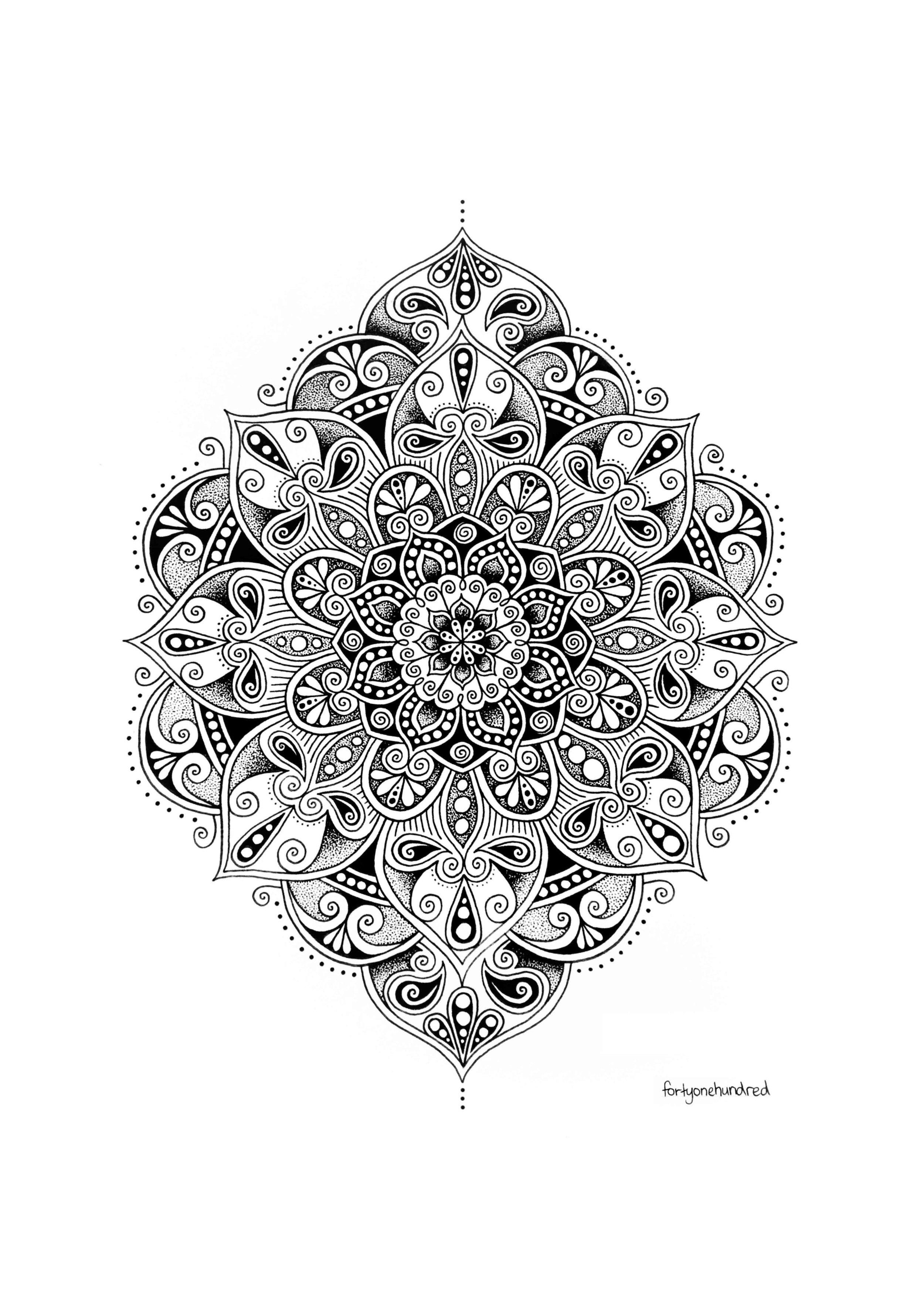 The Spring Mandala - fortyonehundred - A3.jpg