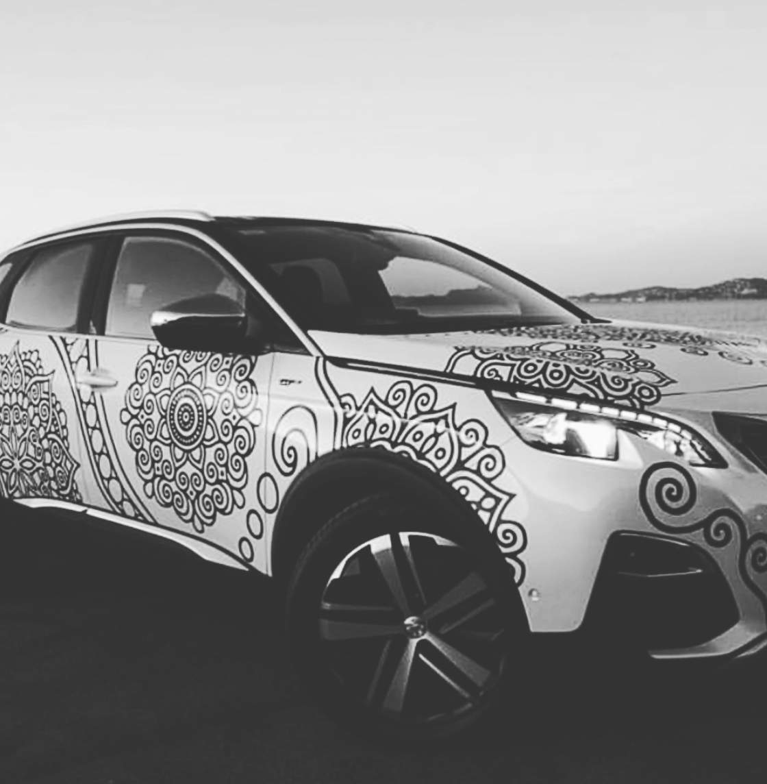 fortyonehundred X Peugeot collaboration