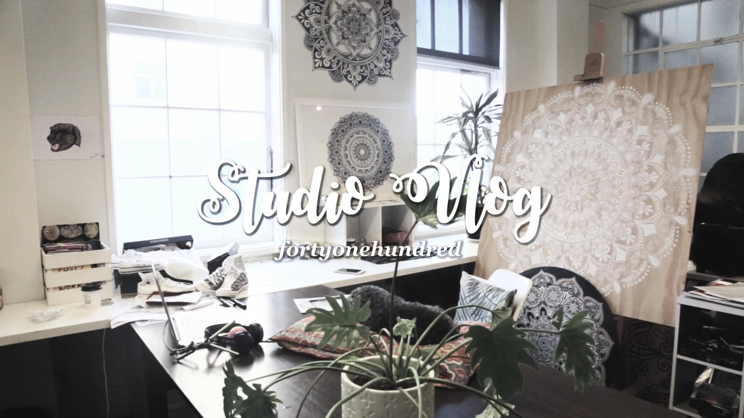 Studio tour video