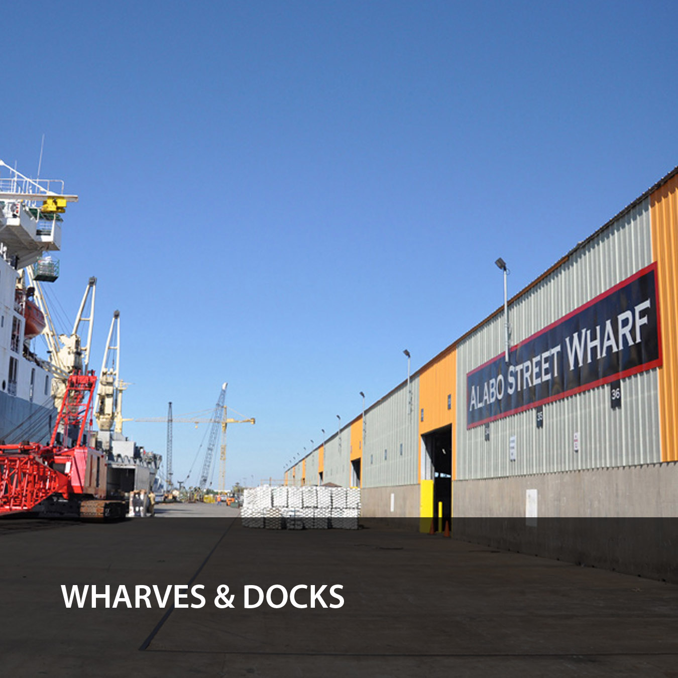 Wharves & Docks