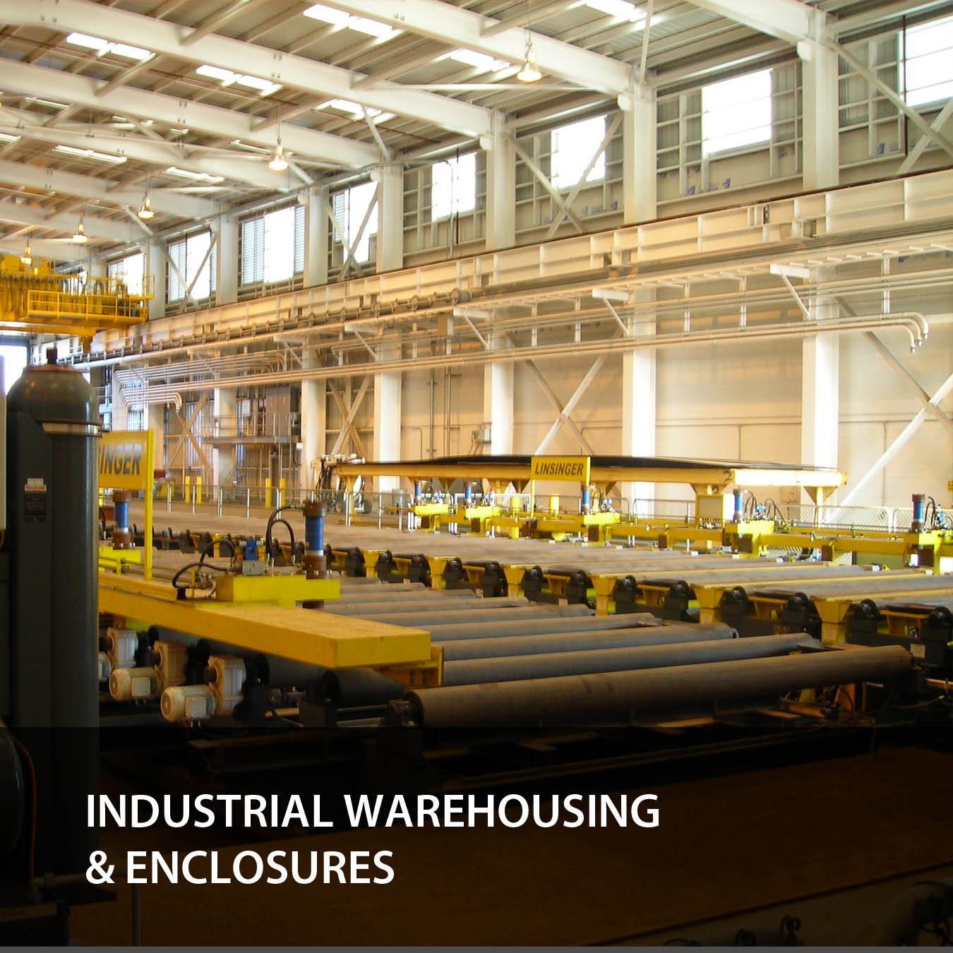 Industrial Warehousing & Enclosures