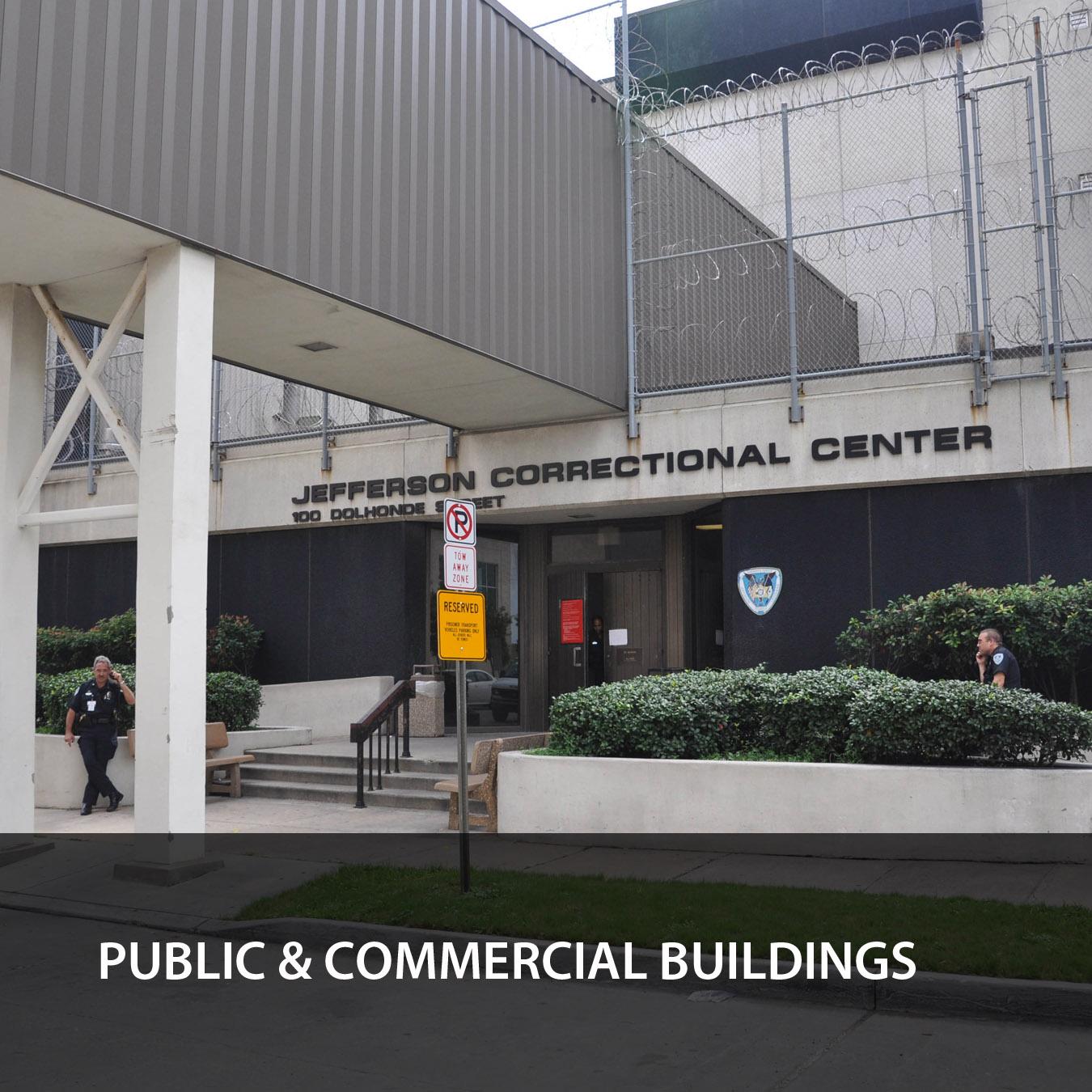 Public & Commercial Buildings