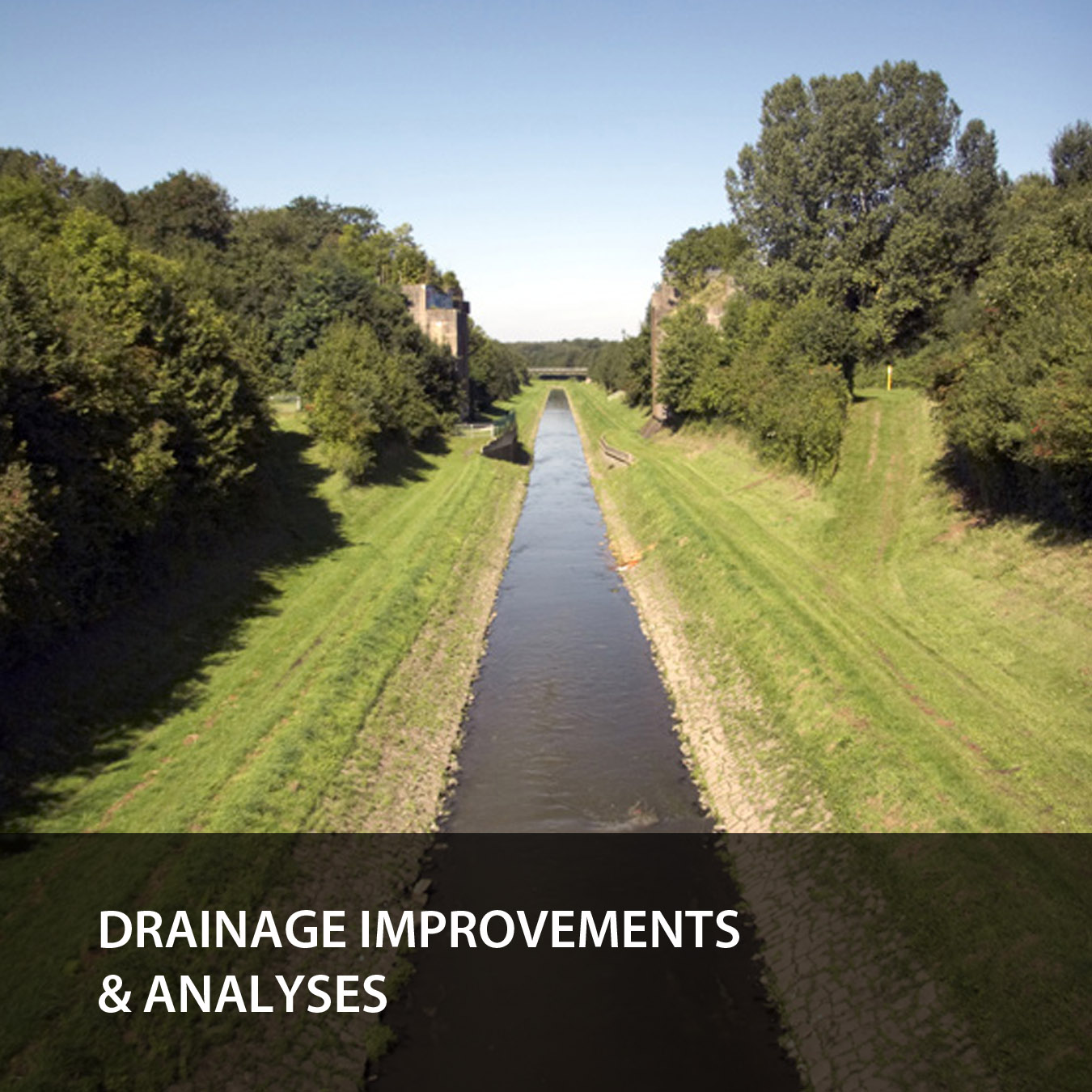 Drainage Improvements & Analyses