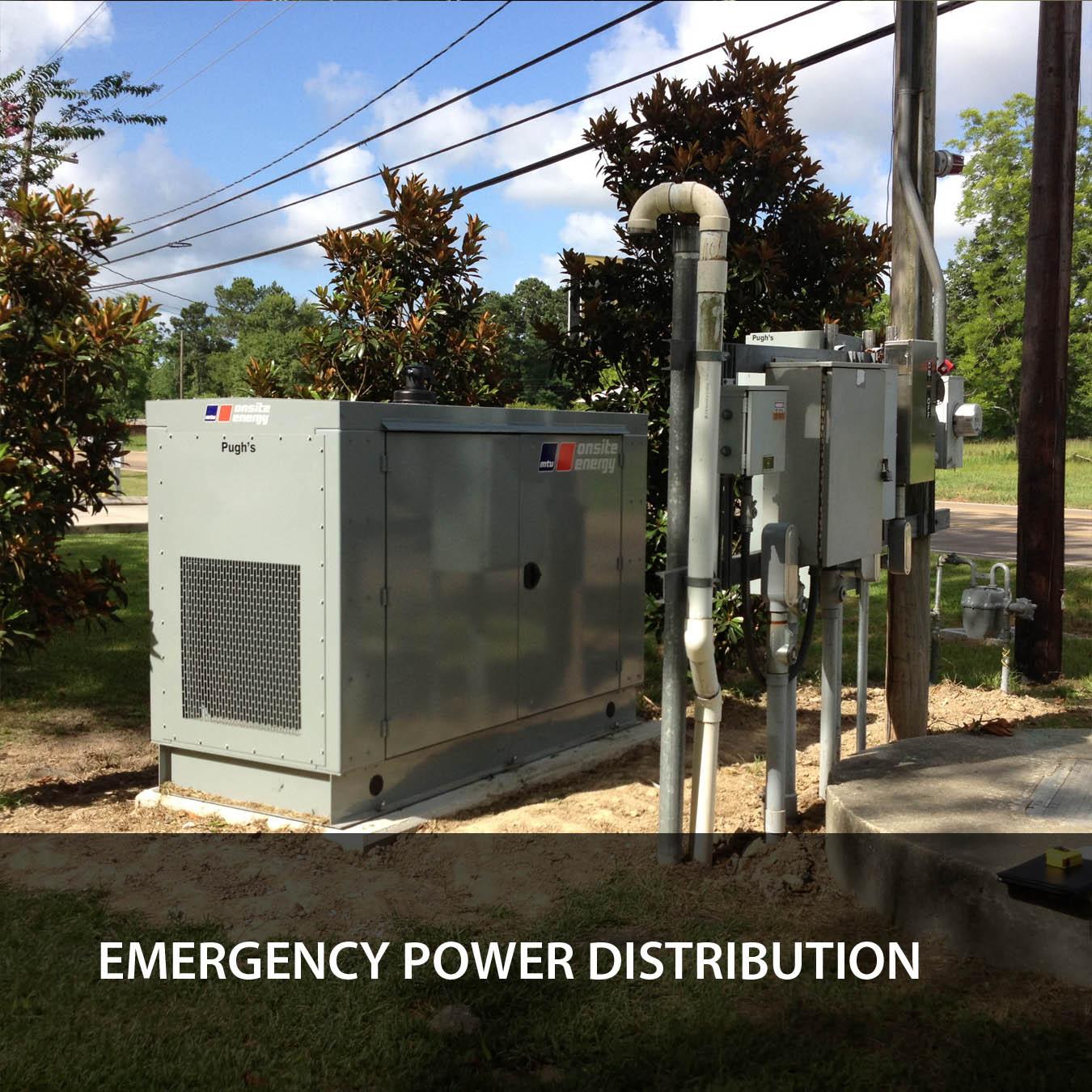Emergency Power Distribution