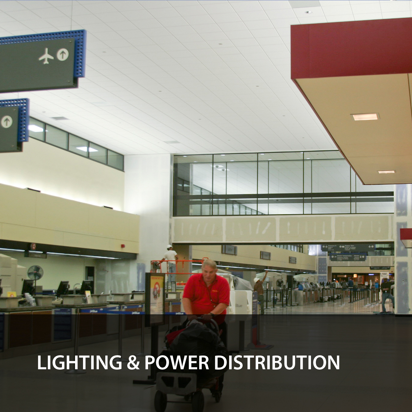 Lighting & Power Dsitribution