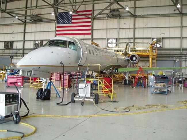 Regional Airport Expressjet Maintenance Facility Interior Renovations.jpg