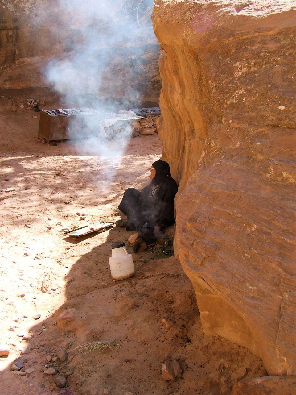 Bedou vendor