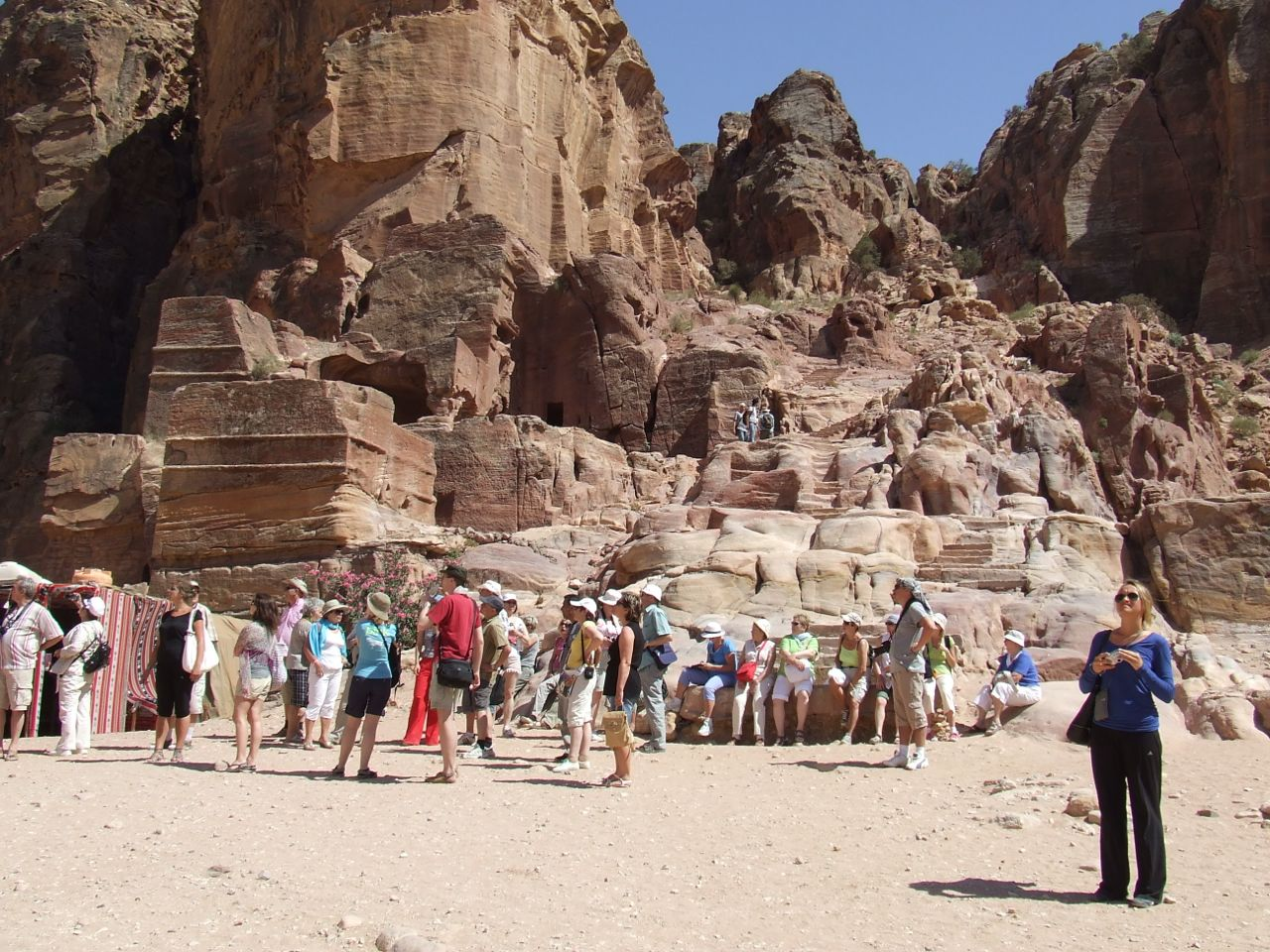 Tourism Planning in Petra, Jordan
