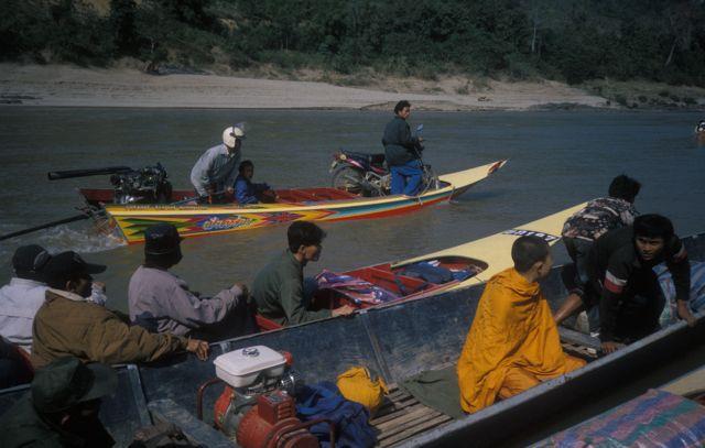 Mekong River Tourism Study