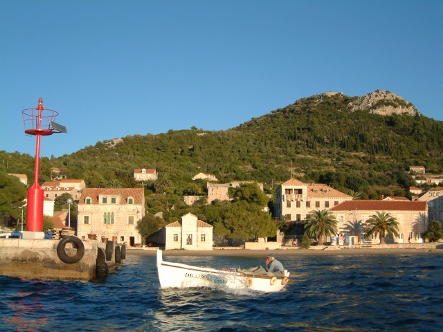 Lopud Island, Dalmatia, Croatia