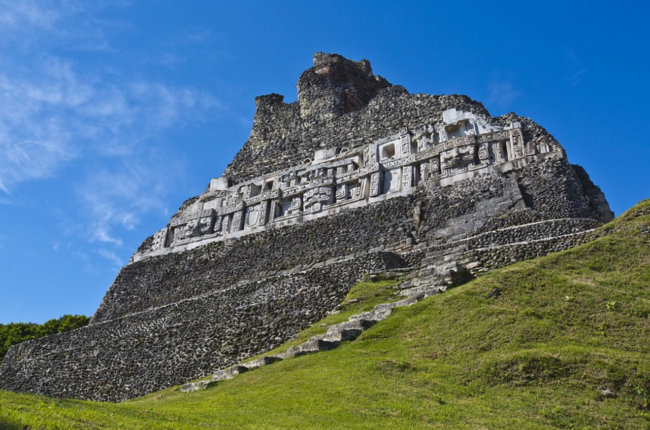Xunantunich Archaeological Site, Belize