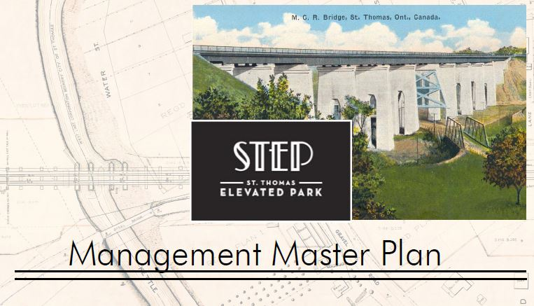 You're invited to give input into our Management Master Plan at a public consultation scheduled for Wednesday, Sept. 30 from 7:00 to 8:30.