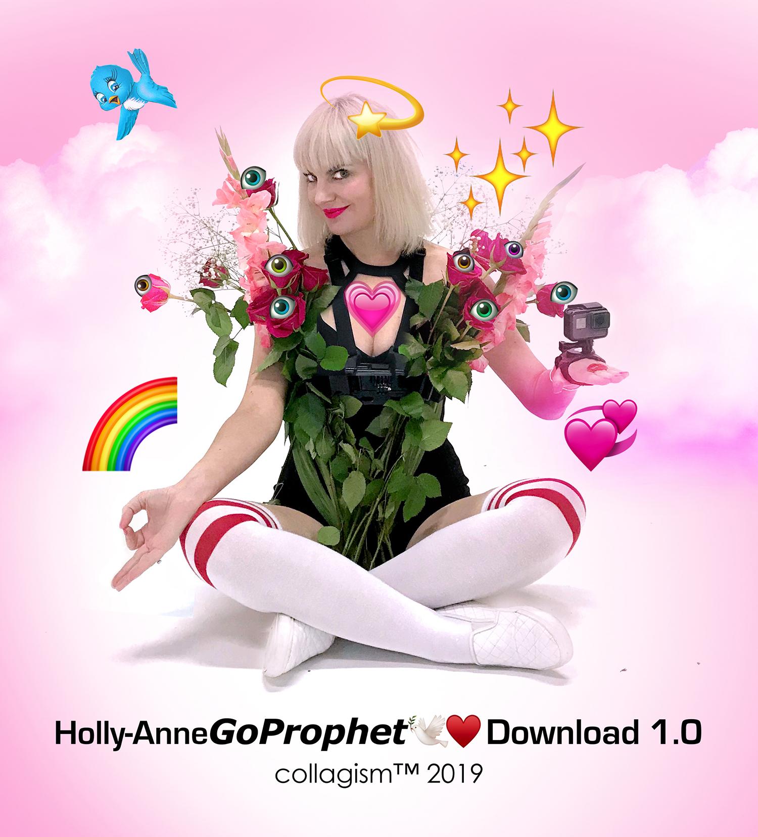 Holly-AnneGoProphet(Heart emoji)(Dove emoji) Download 1.0 official artwork