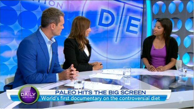 Tom and Sally speak to the director of a new film about the controversial Paleo Diet. Australians suffering a chronic illness that are interested in seeing the movie for free are requested to email hello@welovepaleo.com.
