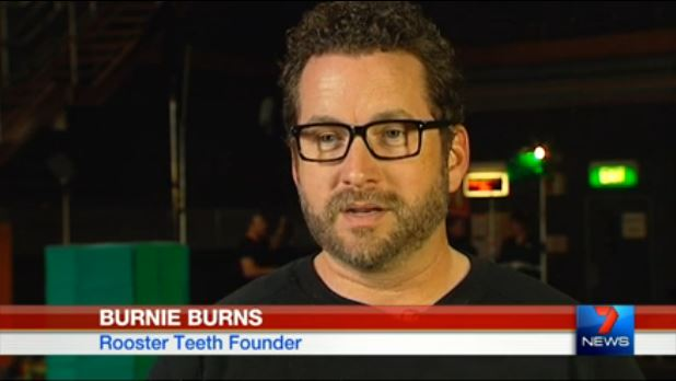 """A film made by a group of YouTube stars known as Rooster Teeth will screen in Australia this week, and it is set to change how movies are made.  'Lazer Team' is being billed as the first successful crossover movie from YouTube thanks to donations from fanatical Aussie investors.  Move over Star Wars - This is the hottest film you've probably never heard of.  """"[It's] sort of a buddy sort of SciFi comedy with four idiots,"""" Rooster Teeth's Gavin Free said.  These 'idiots' usually do shows on video games and their 'Rooster Teeth' YouTube channels have 25 million subscribers.  It all started as fun online but it's turned into big business and it's a wake up call for mainstream cinema."""