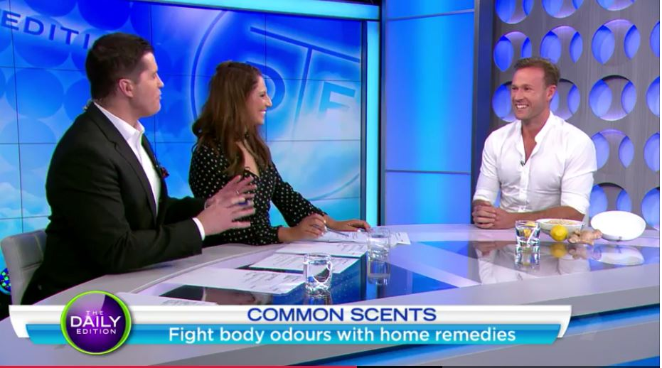 Dr Zac appears on The Daily Edition, discussing home remedies that could save you a trip to the GP.