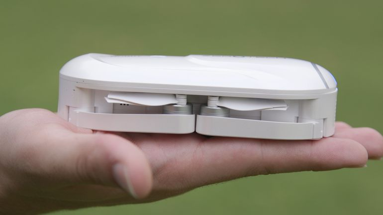 The Dobby selfie drone is small. At least, it's small enough to fit in your pocket. It's cheap. At least, it's cheap compared to its competitors. And it packs in features like 4K video recording, image stabilization, gesture control and target tracking.  Zerotech's Dobby is available now for $399 in the US and AU$599 in Australia. There's no UK distributor, but the price coverts to around £325. Compared to rival drones with built-in cameras that can retail for over a grand, the Dobby's an attractive option for hobbyists.