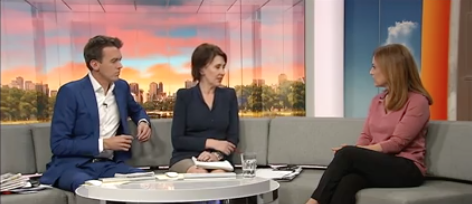"Helen Kapalos appears on ABC News Breakfast to discuss her new documentary about Medical Marijuana.   ""My daughter has 250 seizures a day and I still can't get access to medical marijuana.""  That's what one person told NSW Premier Mike Baird after a screening of the new documentary, A Life of Its Own: The Truth About Medical Marijuana."