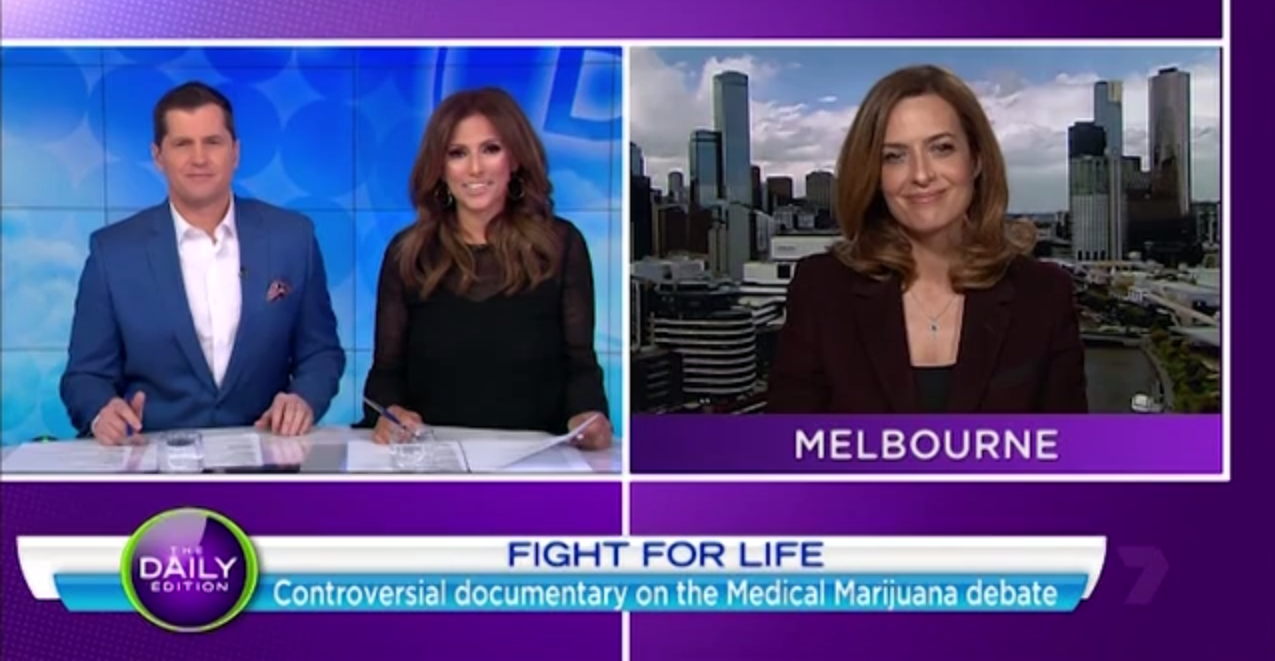 A new controversial documentary has highlighted the fight for life some families are facing to gain legal access to Medical Marijuana used to treat harrowing conditions.