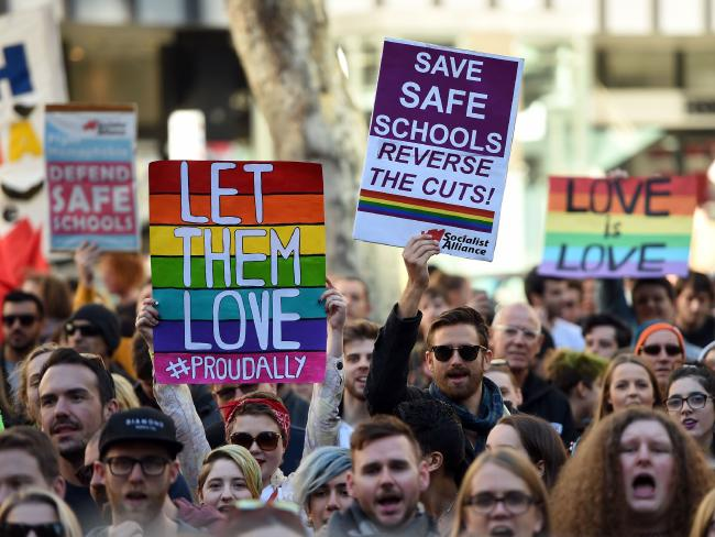 """SAME-sex marriage will happen in Australia sooner rather than later, the architect of the successful US campaign for equality says, and he's coming down to help.  Evan Wolfson was the founder of Freedom to Marry, a strategic hub for the national equality battle in America that ultimately won in 2015.  A documentary about the US campaign,titled The Freedom To Marry, premiered at the Mardi Gras Film Festival in Sydney last night and will now begin a nationwide tour. """"The (film)has the potential to affect real change ... and its important narrative will resonate with communities across Australia"""""""