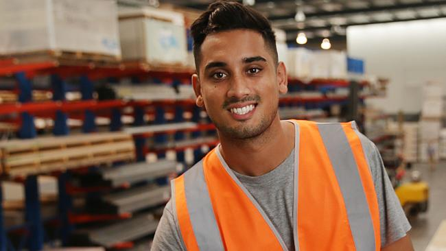 TRADESPEOPLE and labourers willing to go where the work is and take on temporary assignments can use their careers to see the country.  Tradies hoping to explore the Northern Territory on a working holiday are best placed as refrigeration technicians, plumbers or labourers. If Queensland is more their style, bricklayers, labourers and shopfitters are in luck.  Tim Nieuwenhuis, managing director of  Workfast , says apps such as his connect tradespeople with the marketplace and allow them to find work all over the country.