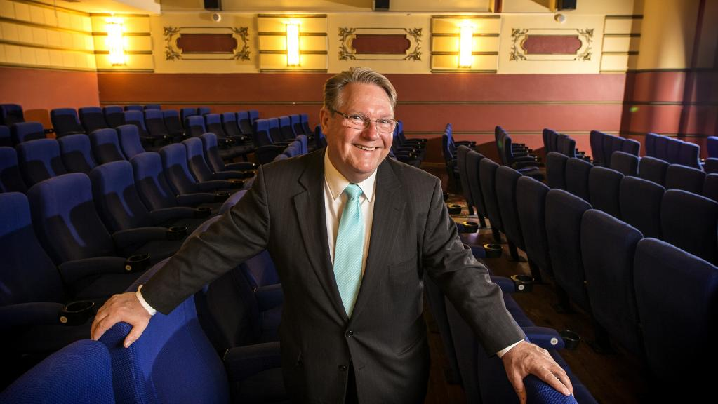 Perth-based tech outfit Demand Film is pushing into North America, landing a deal that will see its platform available on 20,000 cinema screens across the continent.  The start-up, led by managing director David Doepel, is described as the 'Airbnb of cinema', letting consumers book a film screening on low yield nights and selling tickets to their friends and family.  According to Mr Doepel his business is capitalising on a trend of 'event cinema', with customers now interested in something more than the traditional cinema-going experience. For the North American launch Demand Film will feature a dozen films including Le Ride, Baxter and Me, and disability rights documentary Defiant Lives.