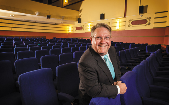 A Perth business that considers itself the Airbnb of cinema has added North America to its international expansion, four years after launching the 'cinema on demand' concept locally.   Demand Film, formerly known as Leap Frog Films, pioneered cinema on demand in Australia and New Zealand, and has subsequently taken the concept to the UK and Ireland.   The business hires cinemas on quiet nights and crowd sources audiences.