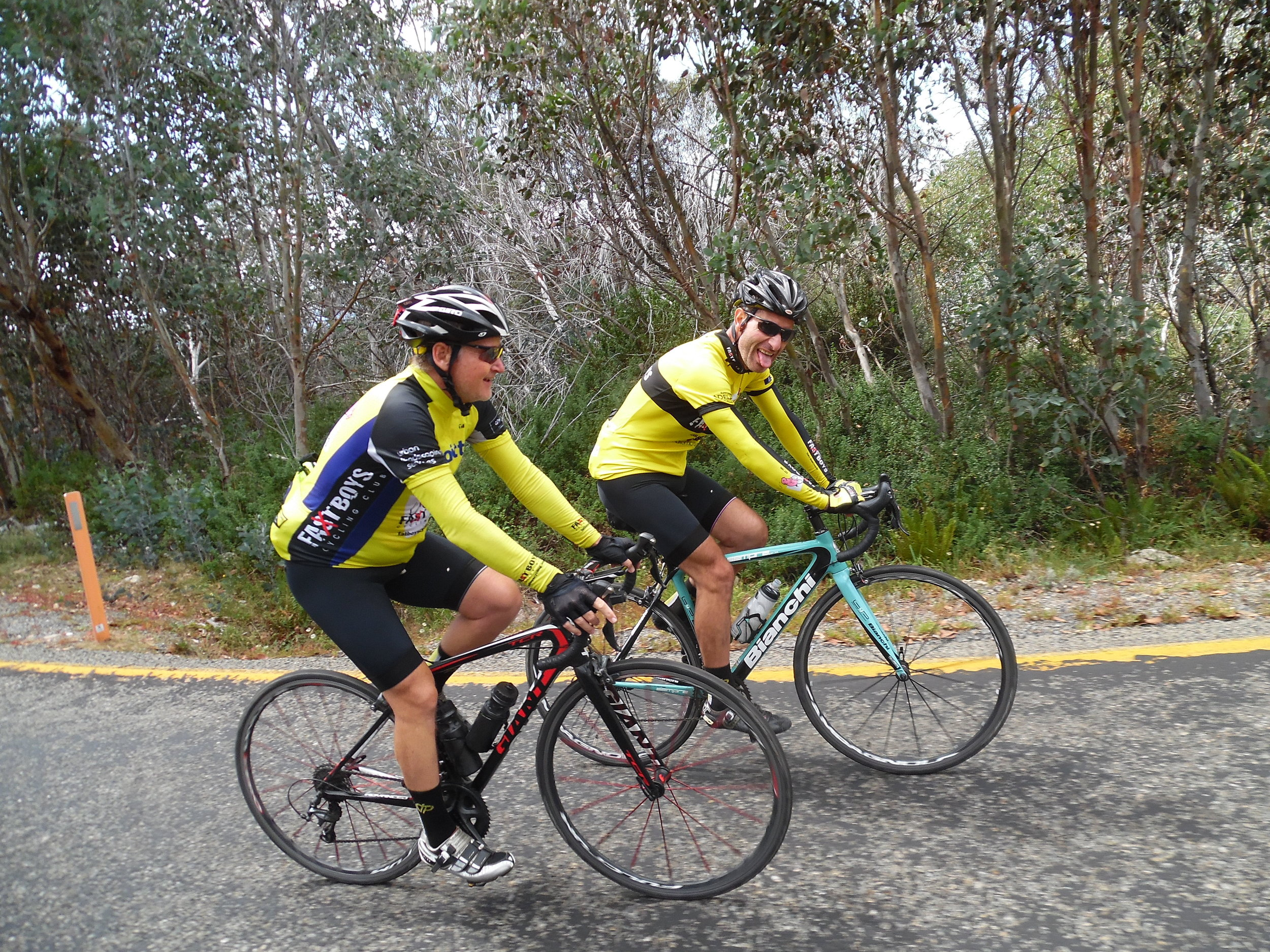 How do you look in lycra? It's not generally the most flattering thing to wear but a new documentary sheds light on what it takes to wear lycra and be a MAMIL.