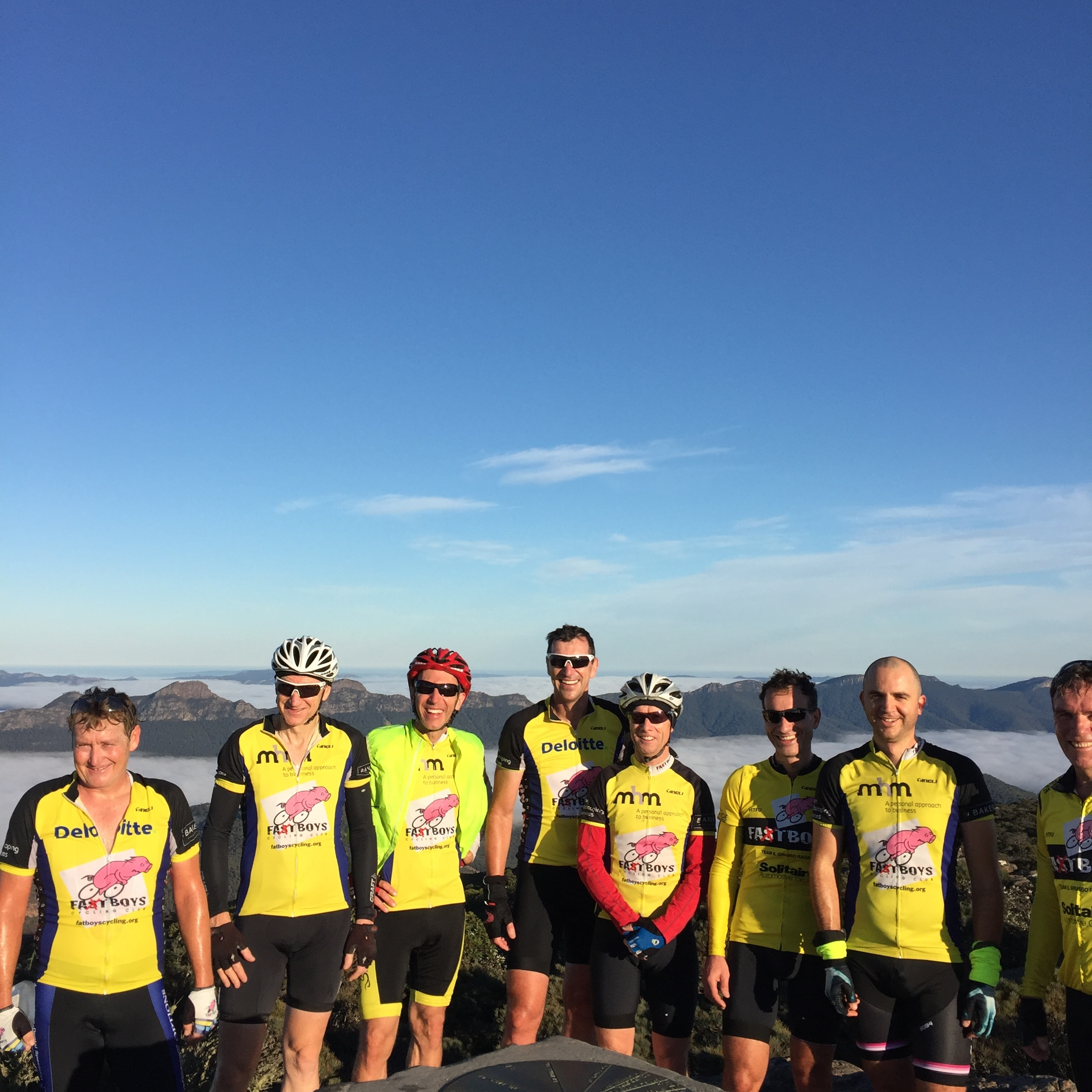 Justin Lang from the Adelaide Fat Boys cycling club talks to Drive about his struggles with his mental health and how cycling pulled him through.