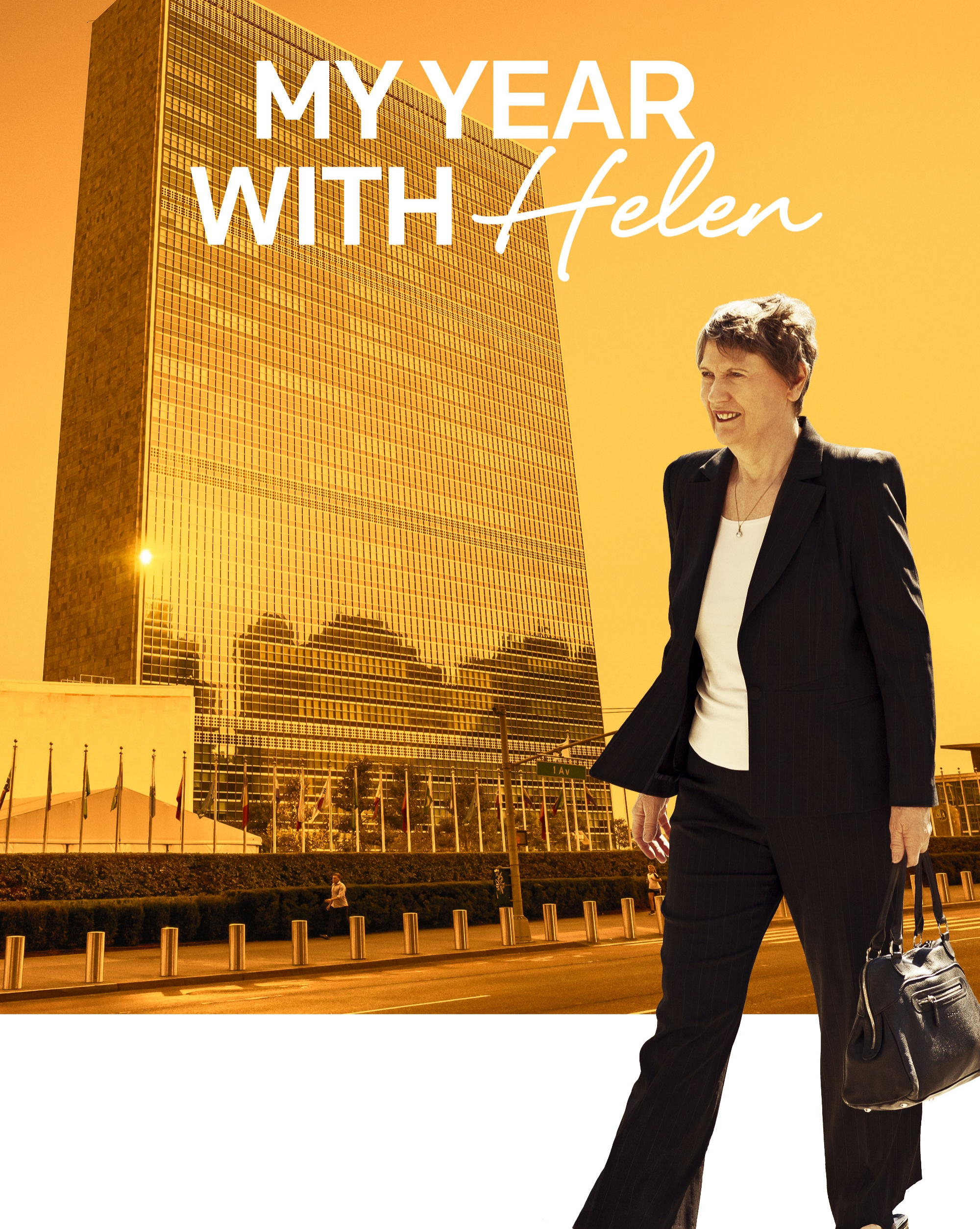 """Here is a chance to see some of the inside workings of one of the world's largest, most important organisations from the viewpoint of a former New Zealand Prime Minister. There is a film about to be release called """"My Year with Helen."""""""