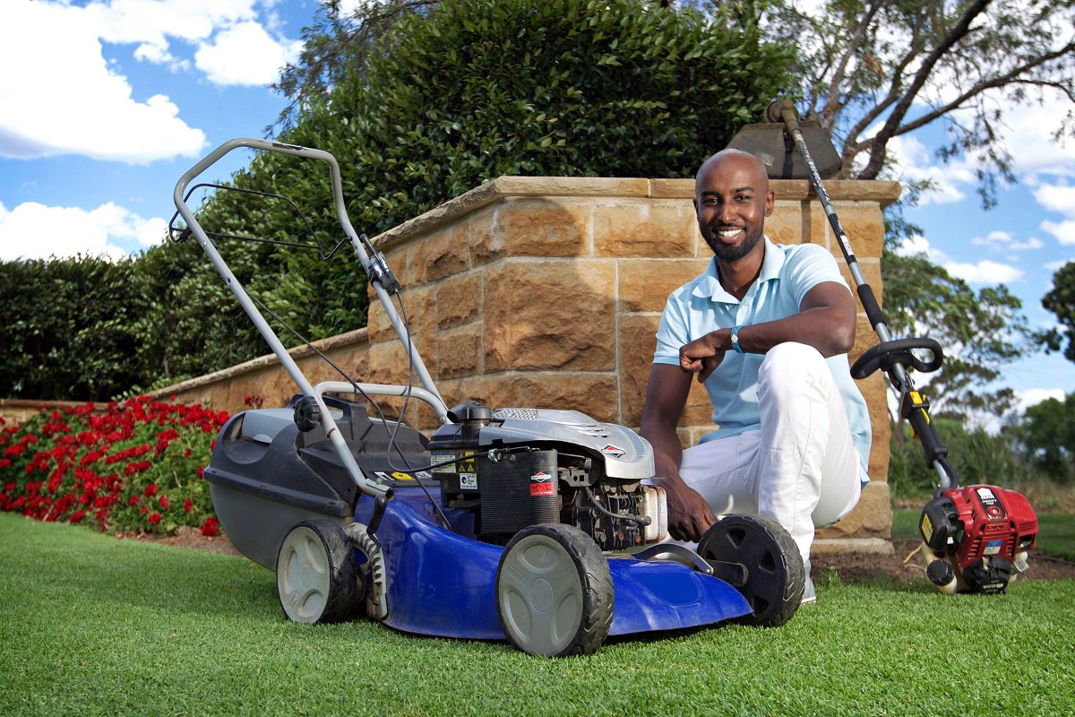 Ahmed Ismail was working in the home solar installation industry and was using satellite imagery to quote jobs when he realised the technology could be used in sectors less vulnerable to the vagaries of government policy. He also became frustrated trying to find someone to move his own lawns.