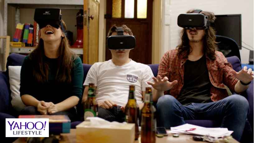 What would it be like if there was a virtual reality game that let you experience life in the body of a different sex for the day.  That's the  premise for a  YouTube  skit  by Aussie comedy duo,  Goodall and Gallagher , that's gone viral this week.  While the battle of the sexes and equality are central to the video's core, it's the addition of the virtual reality element that has caught the world's attention.