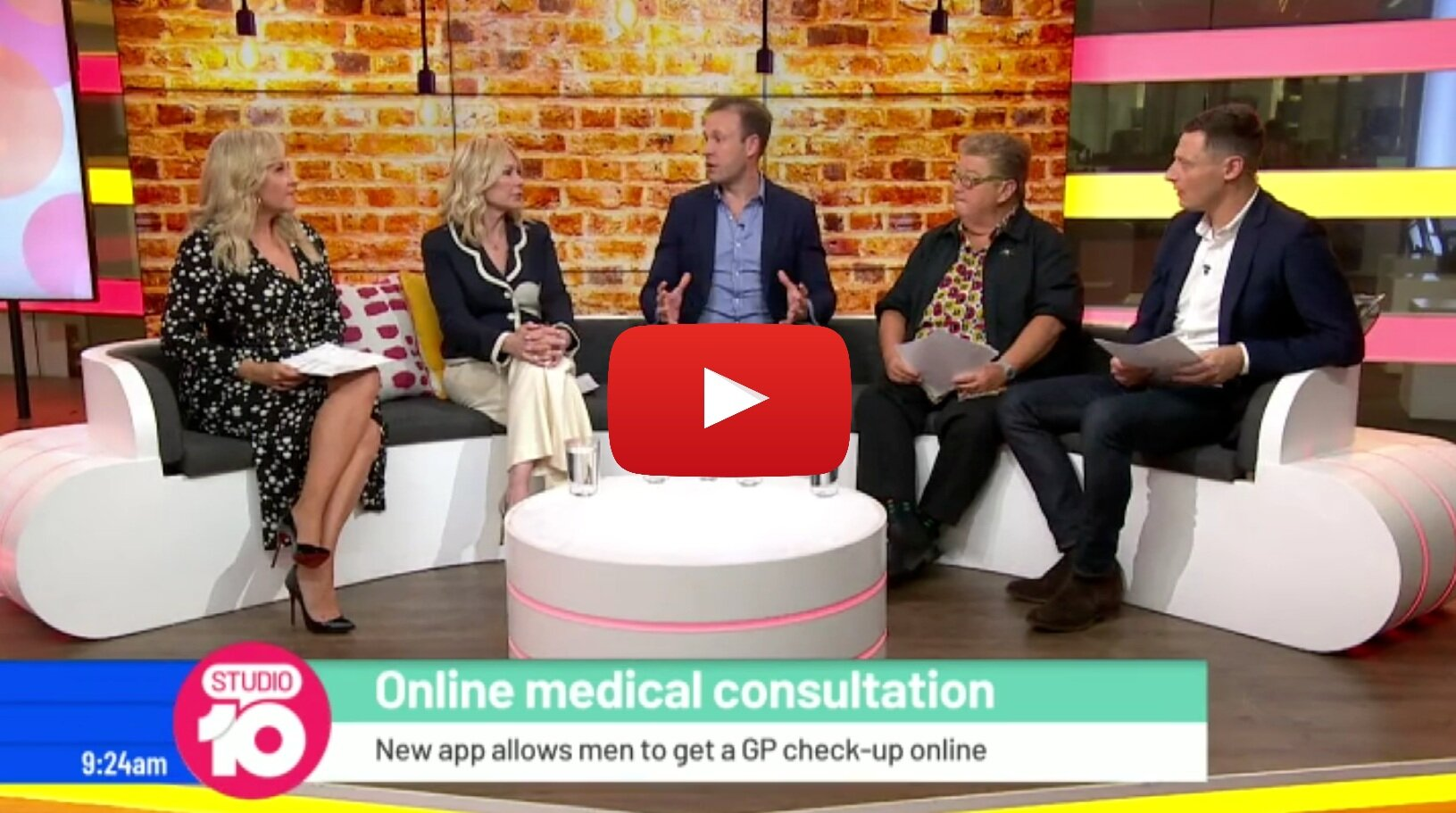 Dr Zac Turner discusses the advent of online GPs, whether you can have a heart attack from playing video games and if hand sanitisers actually work