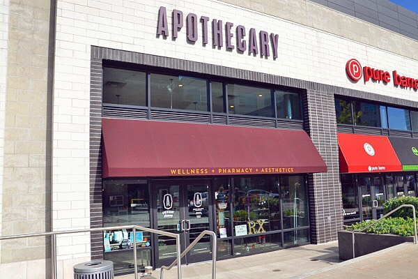 You could drive to get your meds, or you could walk across the street. Enjoy expert care from the Gulch's neighborhood pharmacy, Apothecary! 💊🙌🏻 . . . #Nashville #nashvilletn #nashvillegulch #thegulchnashville #thenashvillegulch #pharmacy #medicine #wellness #health #doctor #cbd #apothecarynash
