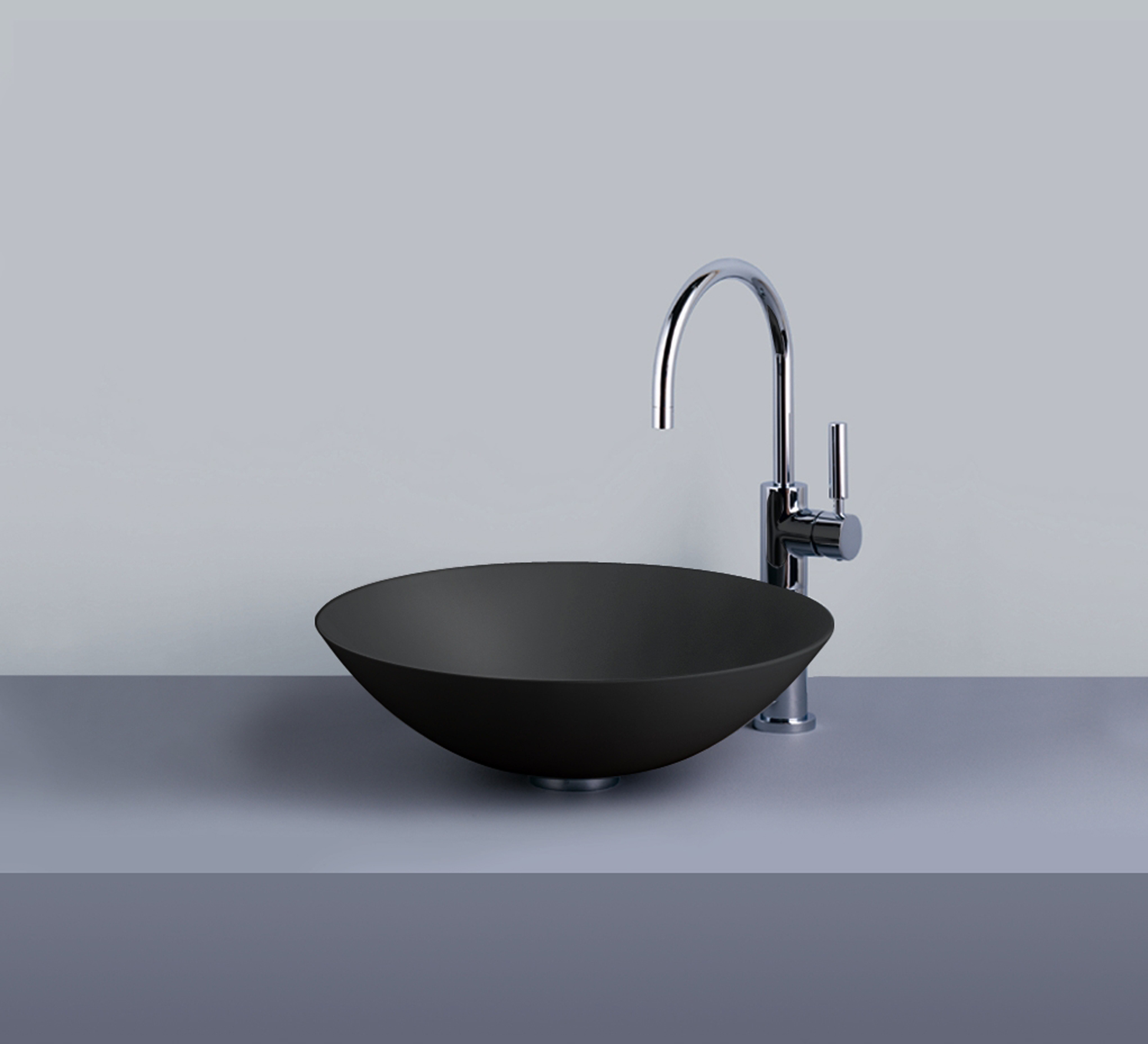 Alape round wash bowl in black matt high res.jpg