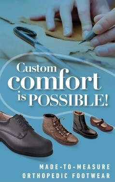 We are now affiliated with industry-leader afana pouliot, for your made-in-canada custom footwear. A first for regina!