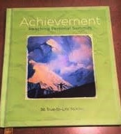 """Achievement: Reaching Personal Summits"""