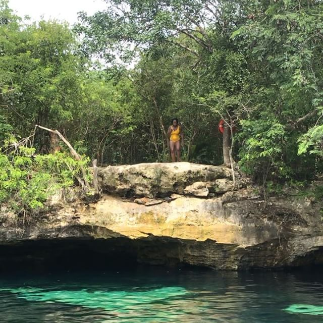 Cenotes of note 🐠